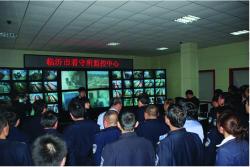 临沂市看守所信息化升级改造项目设备和软件采购及施工