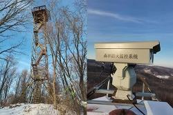 黑龙江双鸭山国家级生态林场森林防火预警系统项目