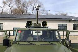 某部队车载摄像机顺利交付
