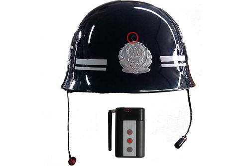 单兵警用头盔系统