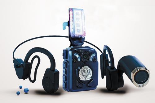 耳挂式执法记录仪HW-DJS-E1
