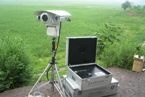 三筒型高清激光夜视仪HW-HLL20320T