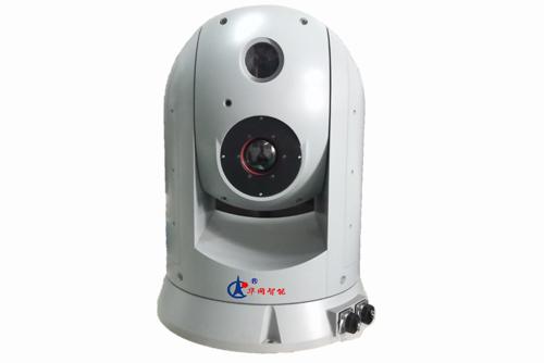 船舶视频监控HW-TI75F3(6)HM208DS球形双光谱夜视仪1-3公里远距离监控
