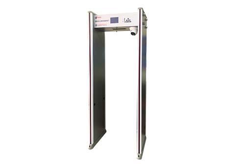 人体测温安检门