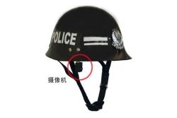 单兵警用头盔HW-DJS-WIFI型单兵系统